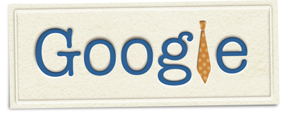 Google Logo: Happy 2011 Father's day in Dominican Republic!