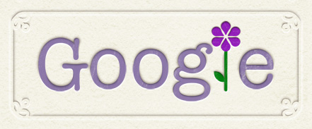 Google Logo: Happy mothers day in Nicaragua & Dominican Republic !